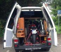 p ssl 2win passt hinten ein motorrad rein kastenwagen forum. Black Bedroom Furniture Sets. Home Design Ideas
